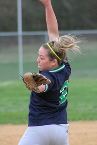 Mallory Marks picked up another win as RCC swept Saint Paul's 11-3 and 5-3.  Hannah Sisson won as well.