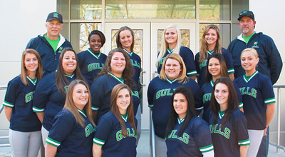 RCC Softball Team 2012