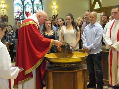 RCIT Sacraments Pentecost 2016