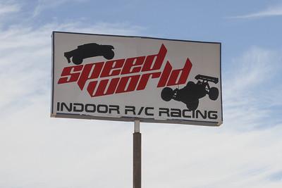 Speed World R/C Raceway - 3/30/2013