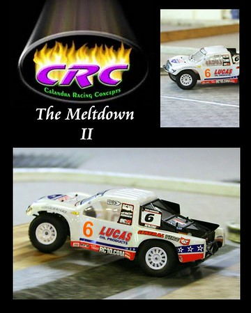 The Meltdown 2 collages
