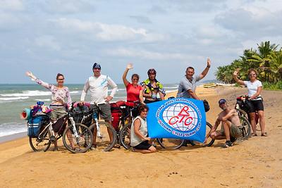 Шри-Ланка 2011 велопоход 2 к.с.