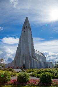 Reykjavik, Hallgrímskirkja