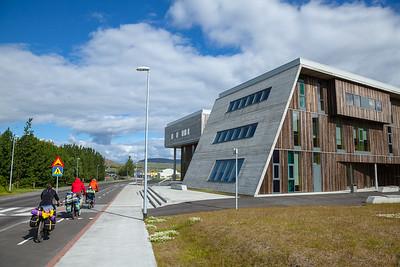 Reykjavik — Tingvellir