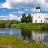 The Church of Intercession on the river Nerl
