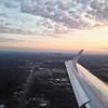 An Atlanta sunrise