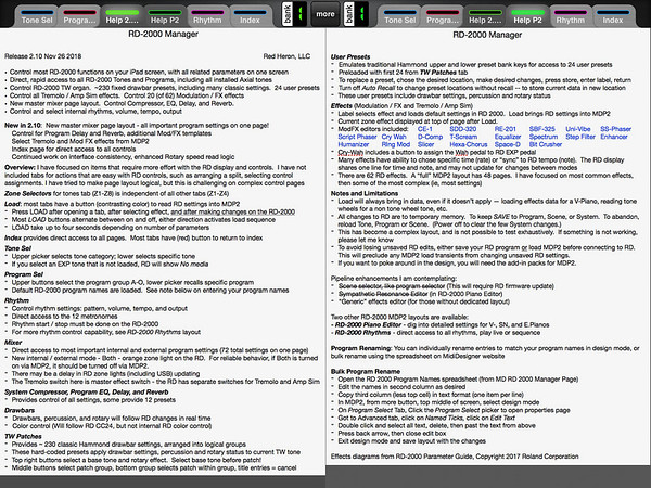 Roland Clan Forums • View topic - RD 2000 Manager 2 10 (for