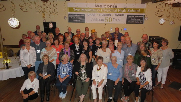 R.D.M. 50 year High School Reunion