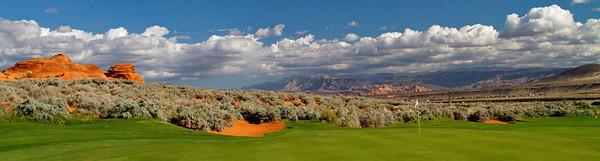 Sand Hollow Golf Club; Hurricane, Utah