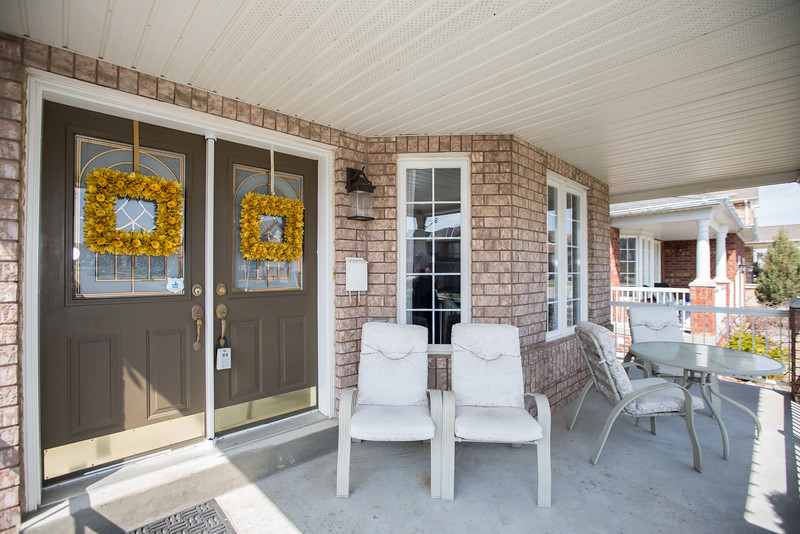Double Door Porch