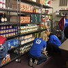 Fox Valley REALTORS® gave back by organizing donated food.