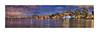 SF skyline HDR paint 12x36