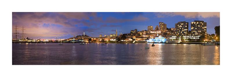 SF skyline HDR Smooth 8 25x32