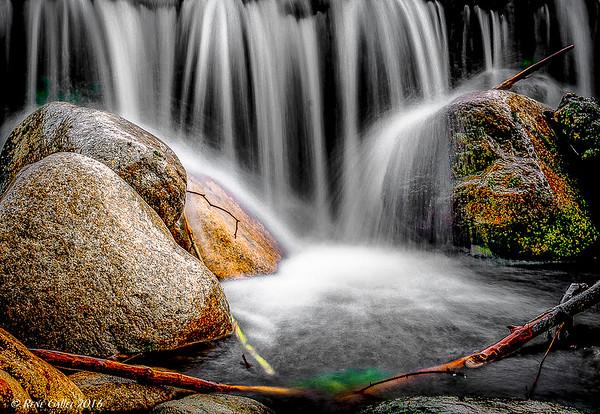 Lower Falls area
