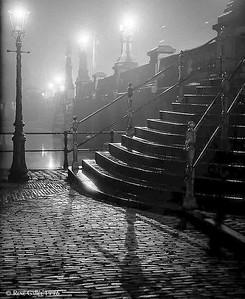 Thames Fog - London