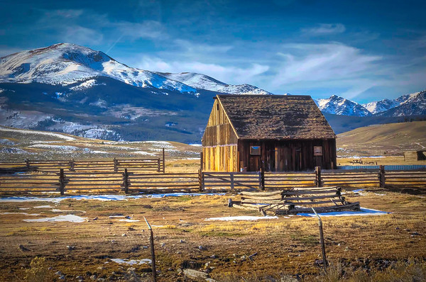 Another Little House on the Prairie