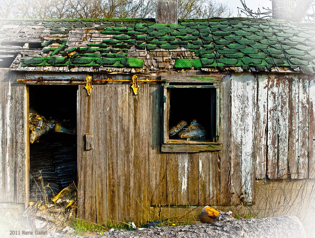 "<center><h2>' Forgotten Provisions '</h2> Grayslake, IL  12""x16"", on Fine Art Paper  or Luster Photo paper (12 mil)  ~open edition~ </center>"