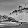 Beach Strollers -- Pacific City, Oregon (April 2016)