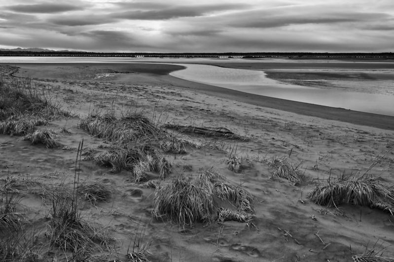 Tidal Coast (1) -- Fort Stevens Park, Oregon (January 4, 2017)