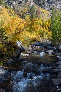 Creek along Hwy 168 West