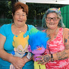 05 SEP 2021 – PICTURED:  Marion Kadlec and Monica Primmer (Raffle Stall) - Parkeston Welfare Park Fun Day – Photo Copyright © Maria Fowler 2021