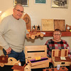 08 FEB 2020 – Pictured: Mike and Sue Taylor - St Nicholas Church Clock Fund Craft Fair at The 1912 Centre, Harwich – Photo Copyright © Maria Fowler 2020