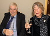 05 OCT 2019 – PICTURED: Colin Crawford, Vice President and Pat Crawford - The Harwich Society's 50th Anniversary Dinner at the Waterfront, Dovercourt – Photo Copyright © Maria Fowler 2019