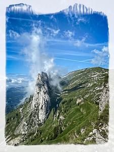 Swiss mountain, Chrüzberg