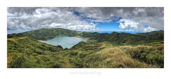 Lake do Fogo, Azores