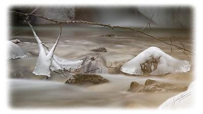 icy world