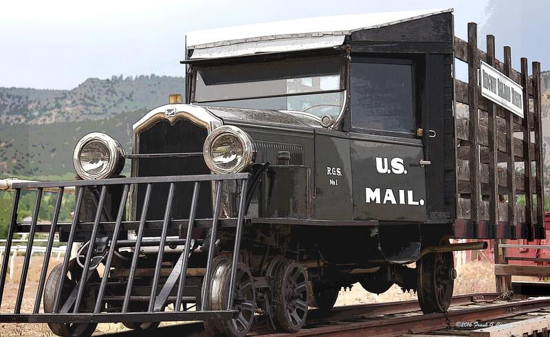 Buick train car