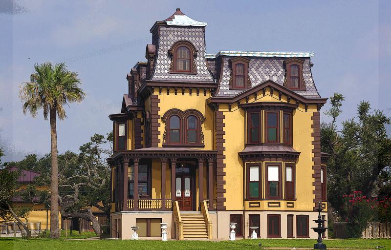 Fulton Mansion, Fulton, Tx