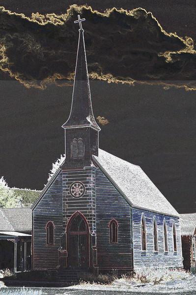 Leadville church