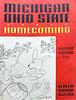 1936-11-21 Michigan at Ohio State