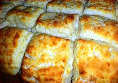 Buttermilk Biscuits (500°F oven)