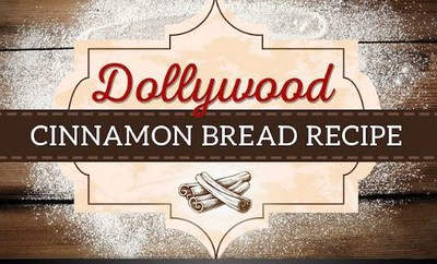 Dollywood Cinnamon Bread