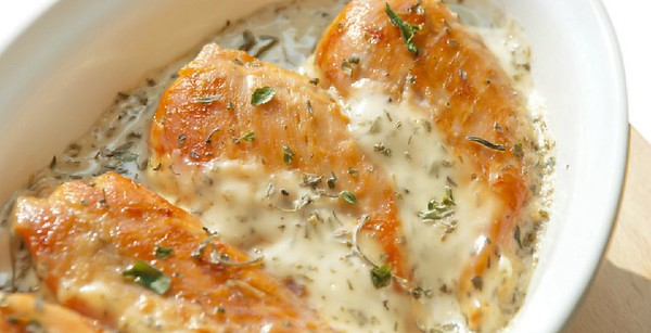 Creamy Herb Chicken