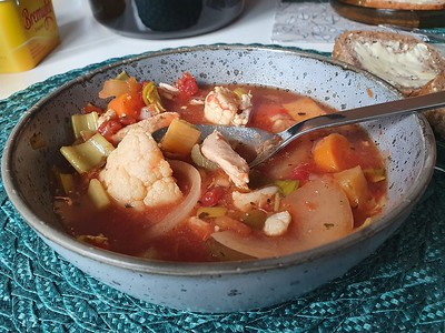 Swedish Chicken Soup