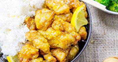 Chinese Lemon Chicken (Stephanie O'Dea)