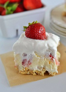 Strawberry Cheesecake Lush