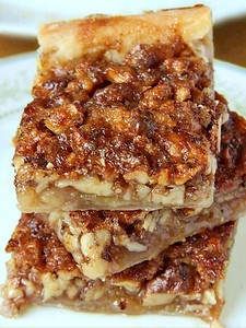 "Easiest Pecan Bars ""Ever"""