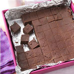 5 Ingredient Fudge