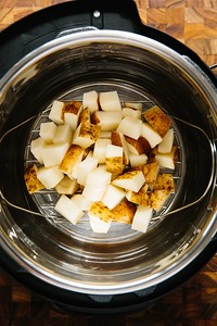How To Cook Potatoes in the Electric Pressure Cooker