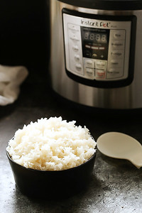Perfect Rice with the Instant Pot