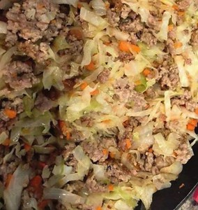 Egg Roll Stuffing