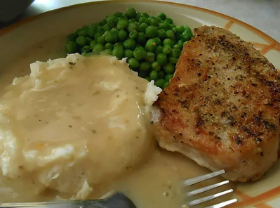 Melt in Your Mouth Pork Chops