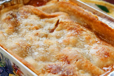 Georgia Peach Cobbler