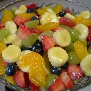 A Fruit Salad to Die For