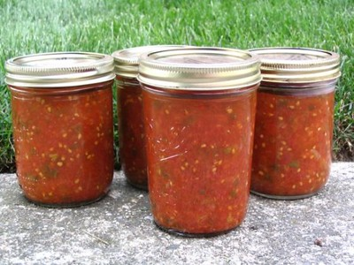 No-Cook Salsa