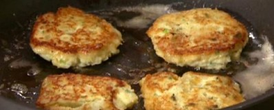 Potato Cakes (from Leftover Mashed Potatoes)